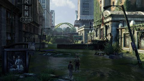 Last of Us new multiplayer maps for free