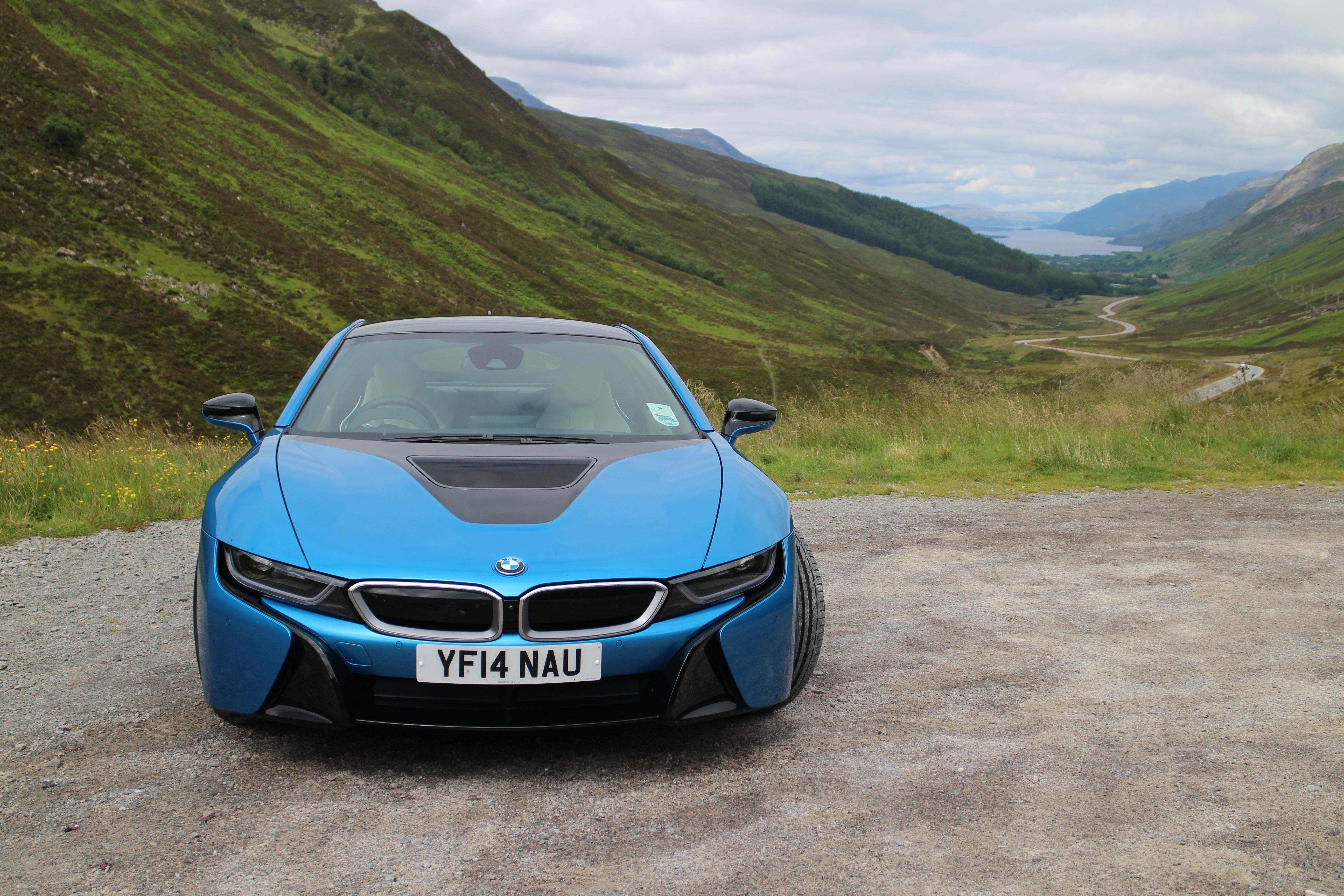 Bmw I8 Review This Is What The Future Of Cars Will Look Like