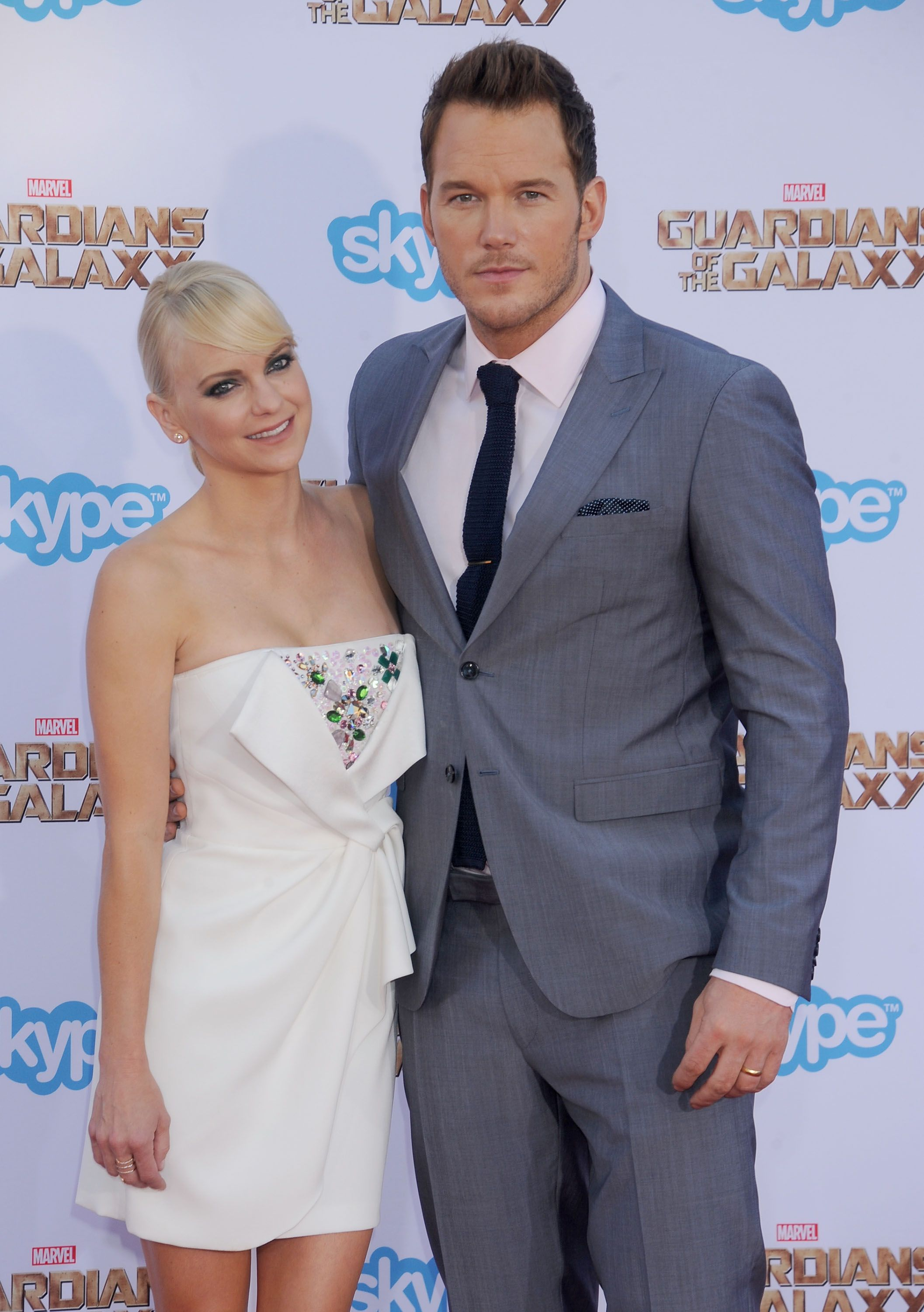 Chris Pratt and Anna Faris' son names penguin
