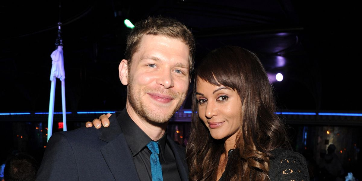 Vampire Diaries Joseph Morgan Weds Co Star