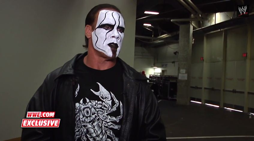 Watch WCW's Sting become The Crow