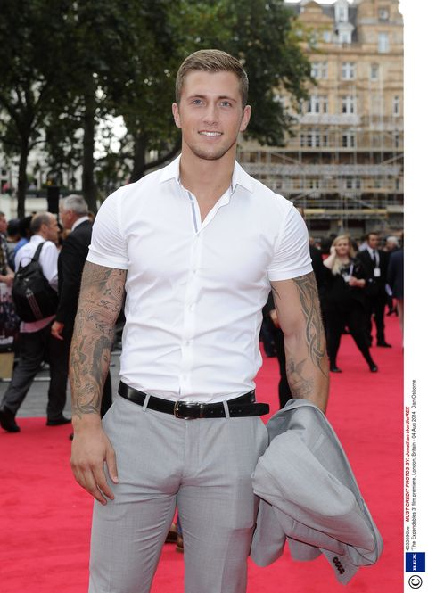 TOWIE and Made in Chelsea stars turn out for Expendables premiere