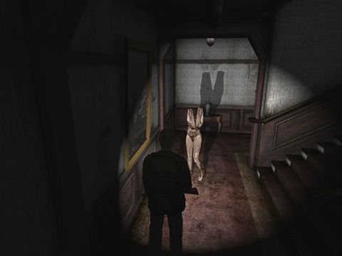 silent hill 2 all monsters