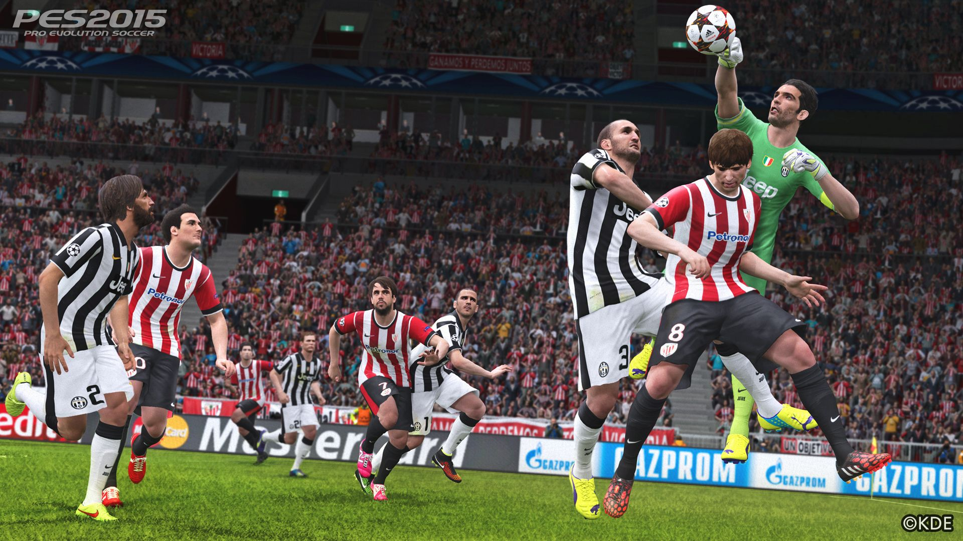 PES 2015 review round-up: Back to its best?