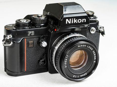 Timeline: The history of digital cameras