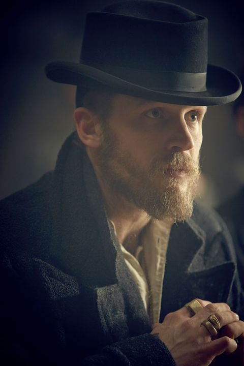 See New Images Of Tom Hardy In Peaky Blinders