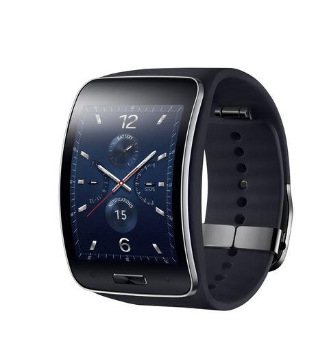 Samsung reveals curved display smartwatch