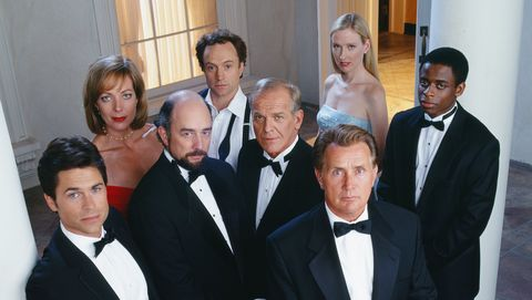The West Wing Star Confirms Talks With Aaron Sorkin For Series Revival