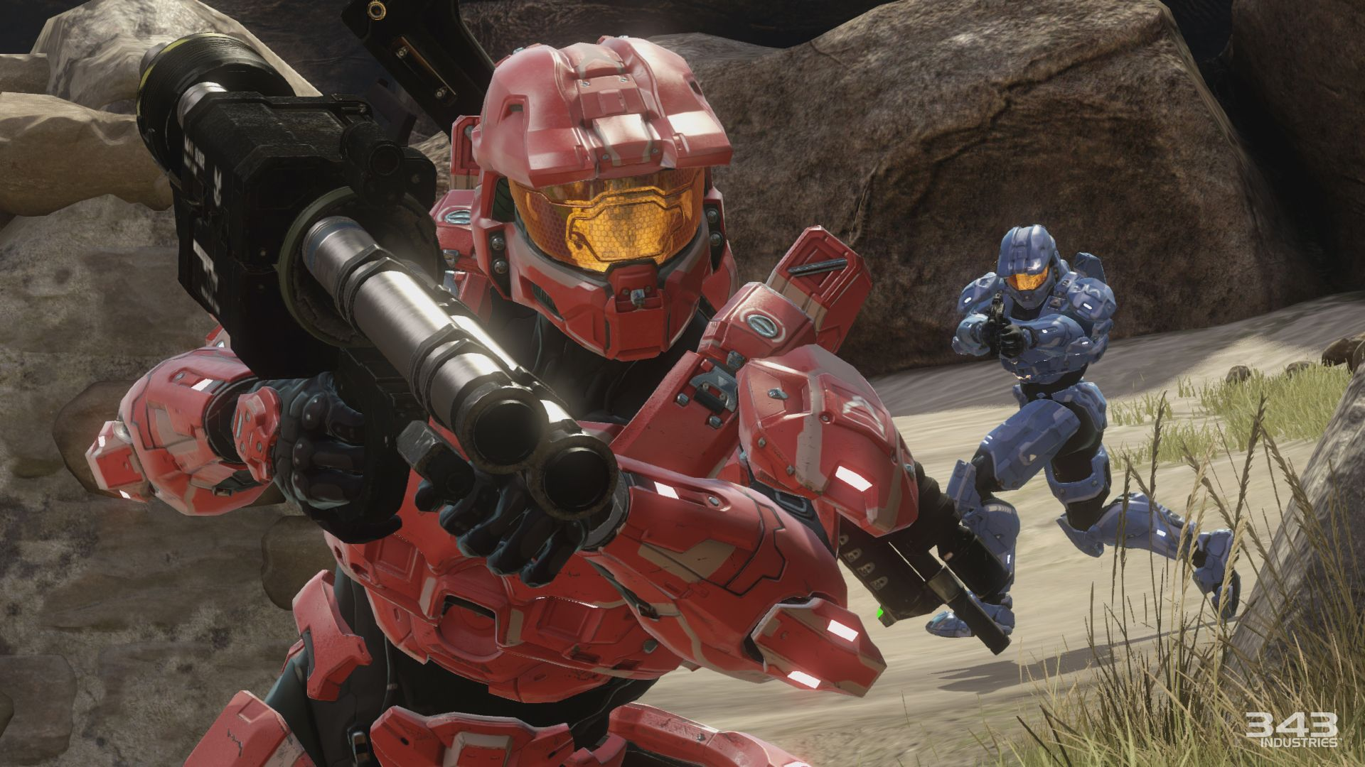 Halo 4 split screen matchmaking