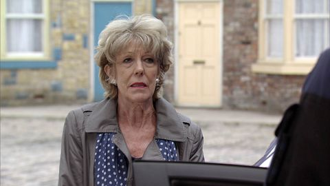 Coronation Street star Sue Nicholls reveals show bosses axed an Audrey Roberts storyline she didn't want to film