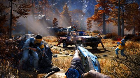 Four Hours In The Company Of Far Cry 4