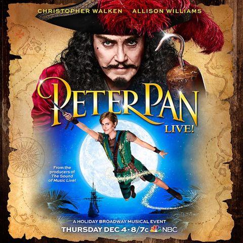 Watch new Peter Pan Live! trailer