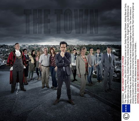 The CW remaking ITV crime drama The Town