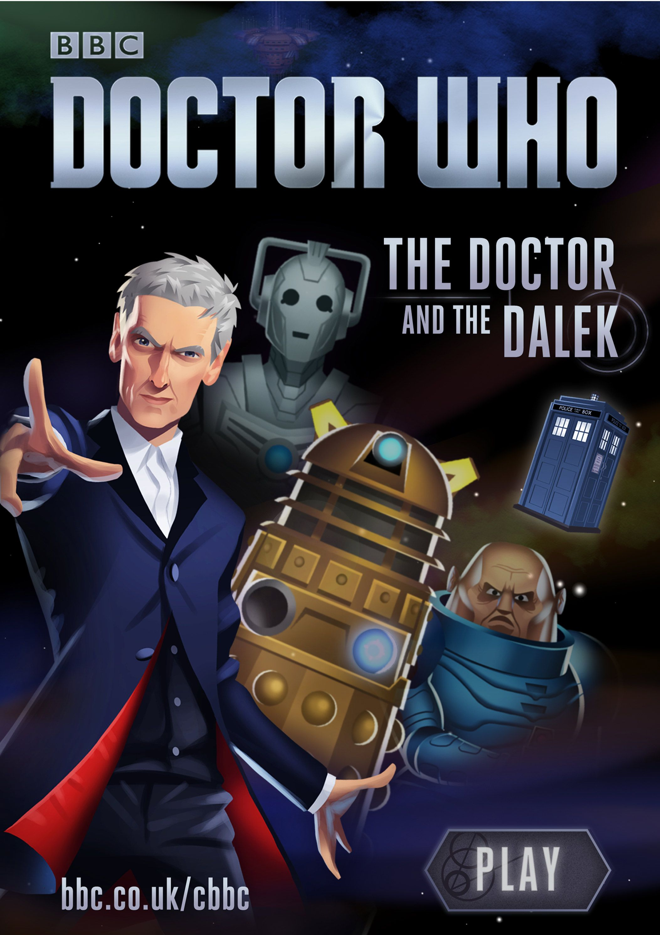 Bbc doctor who games