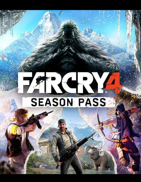 Far Cry 4 Trailer Teases Appearance Of Yetis