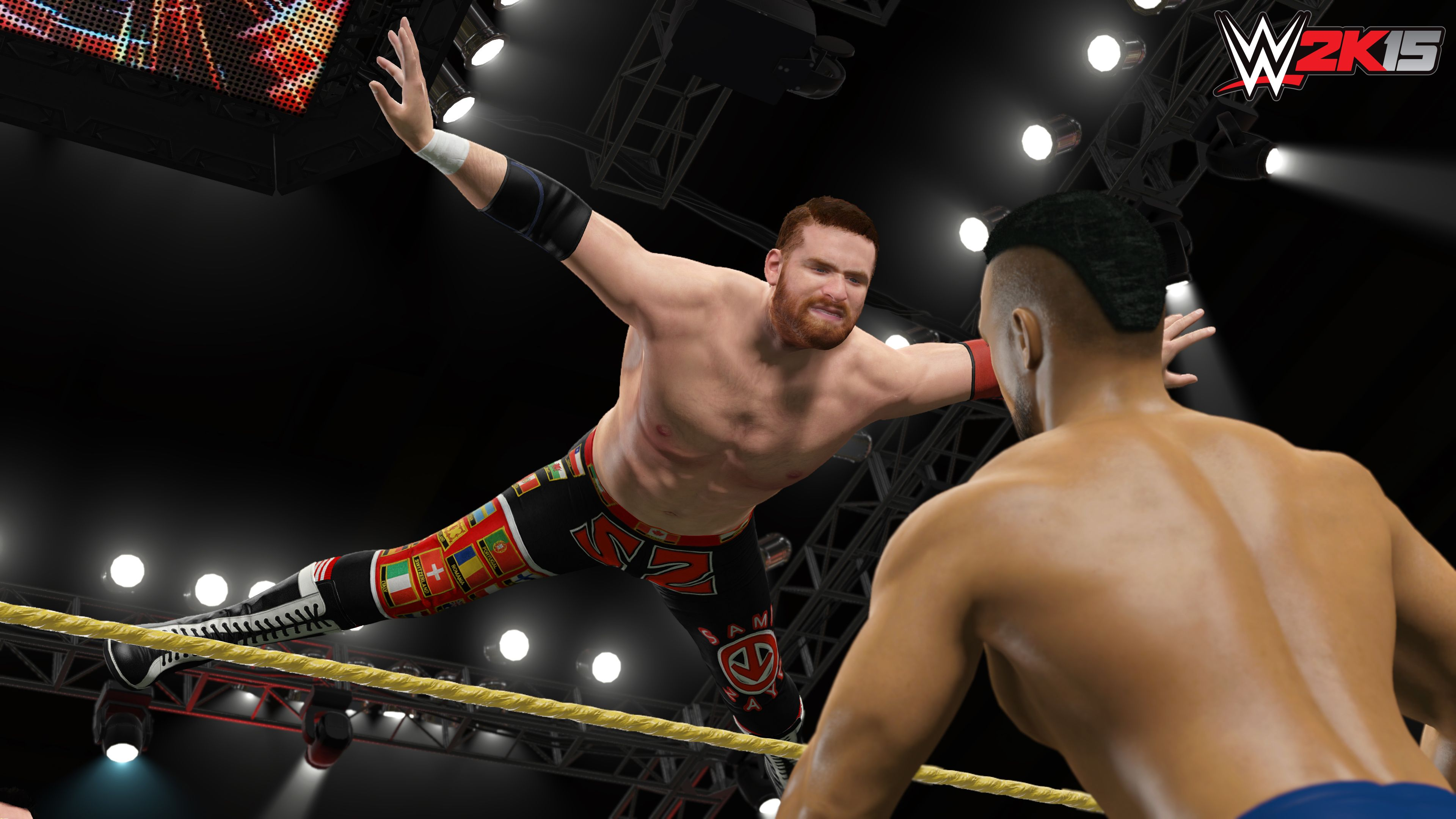 watch ce876 7c6eb Hands-on with WWE 2K15  Living the pantomime