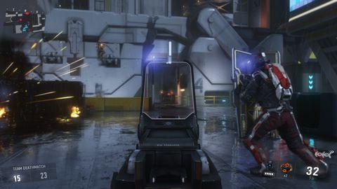 Advanced Warfare in 'biggest update yet'