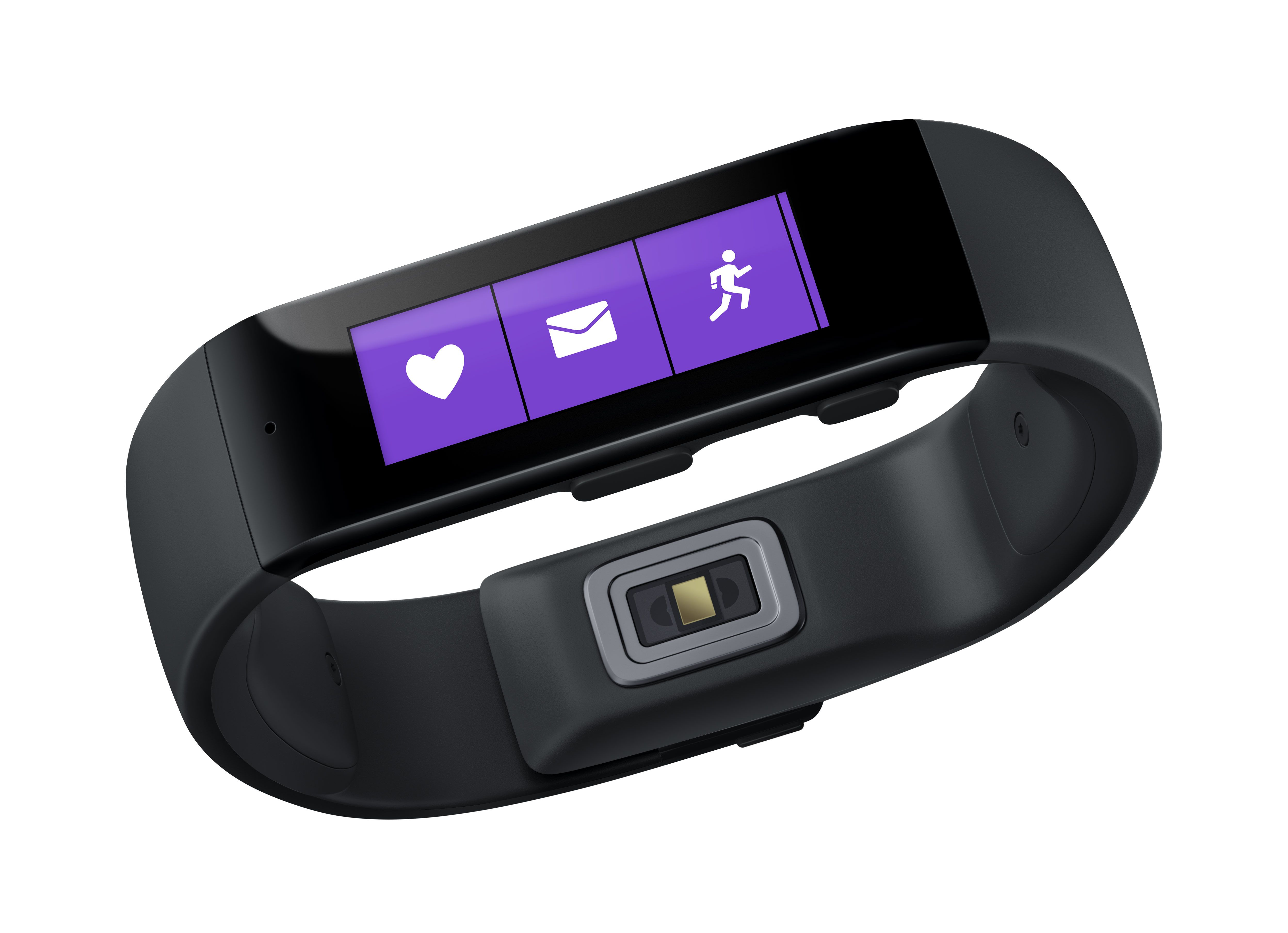 Third-party apps to join Microsoft's Band