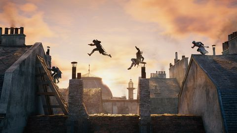 Ubisoft lists all Assassin's Creed issues