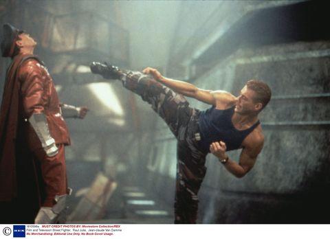 Games On Film Street Fighter