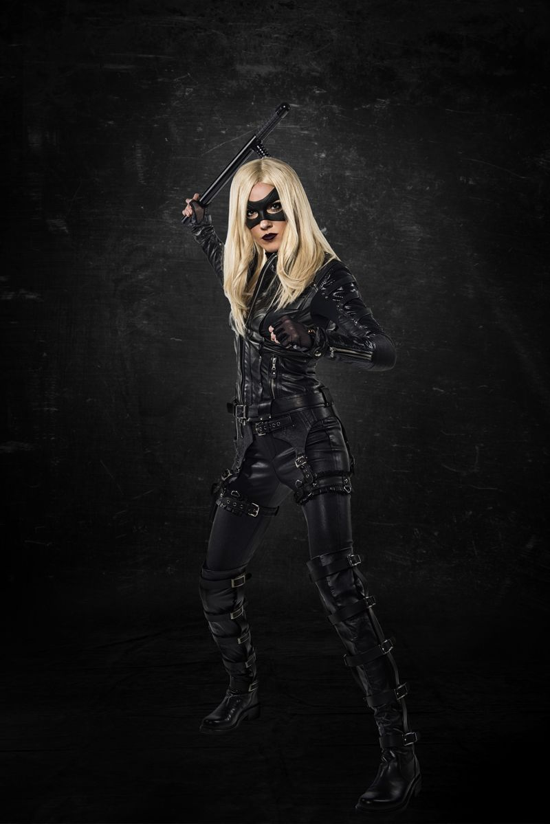 See Katie Cassidy As Arrow S Black Canary