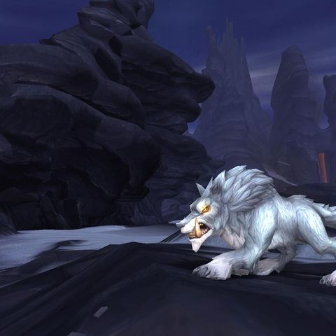 Animation, Carnivore, Fictional character, Fur, Painting, Ice cap, Cg artwork, Illustration, Ice, Drawing,
