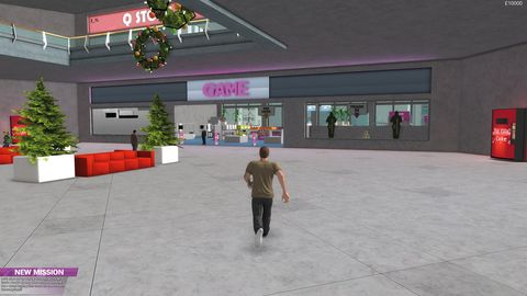 Christmas Shopping Simulator.Game Launches Its Own Game For Christmas