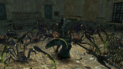 Dark Souls 2 coming to PS4 and Xbox One