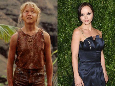 5 stars nearly cast in Jurassic Park