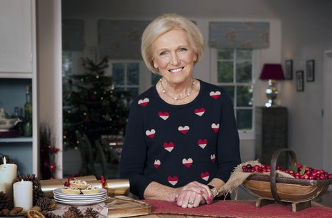 Mary Berry for new BBC cooking series