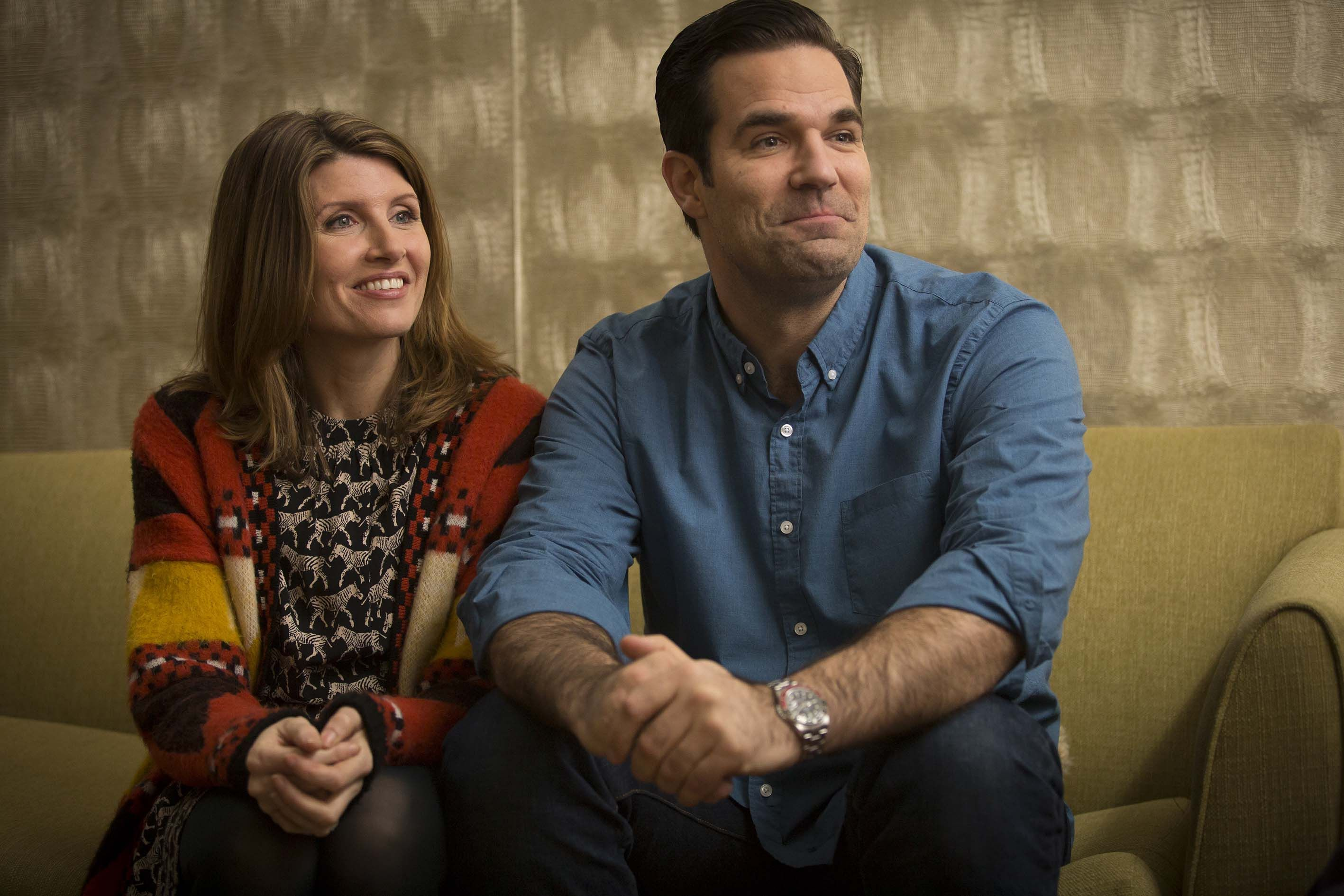 Catastrophe's Sharon Horgan on the Channel 4 show's final ever episode