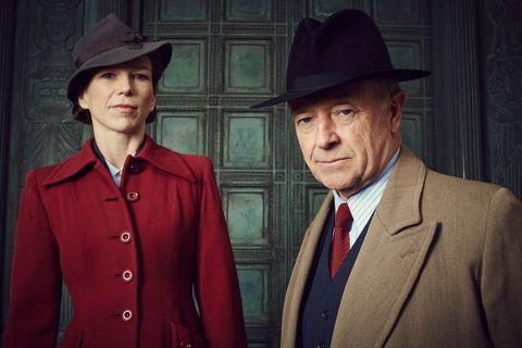 Foyle's War had to come to an end, says creator Anthony Horowitz