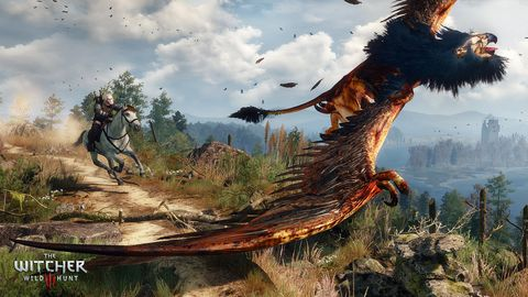 What's in The Witcher 3's upcoming patch?
