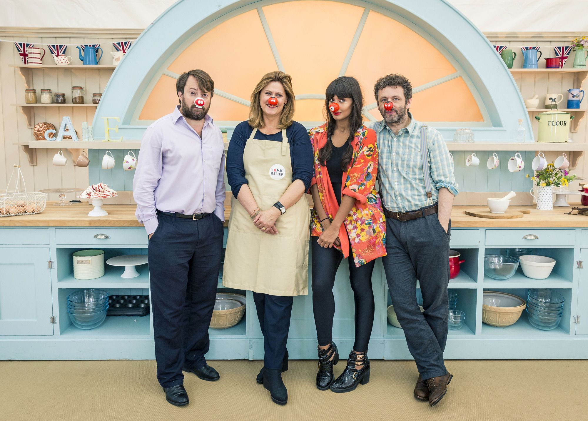 Bit Of Comic Relief For Tonights >> Great Comic Relief Bake Off 14 Funniest Bits