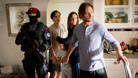 Josh Holloway takes you into intergalactic rebellion in a