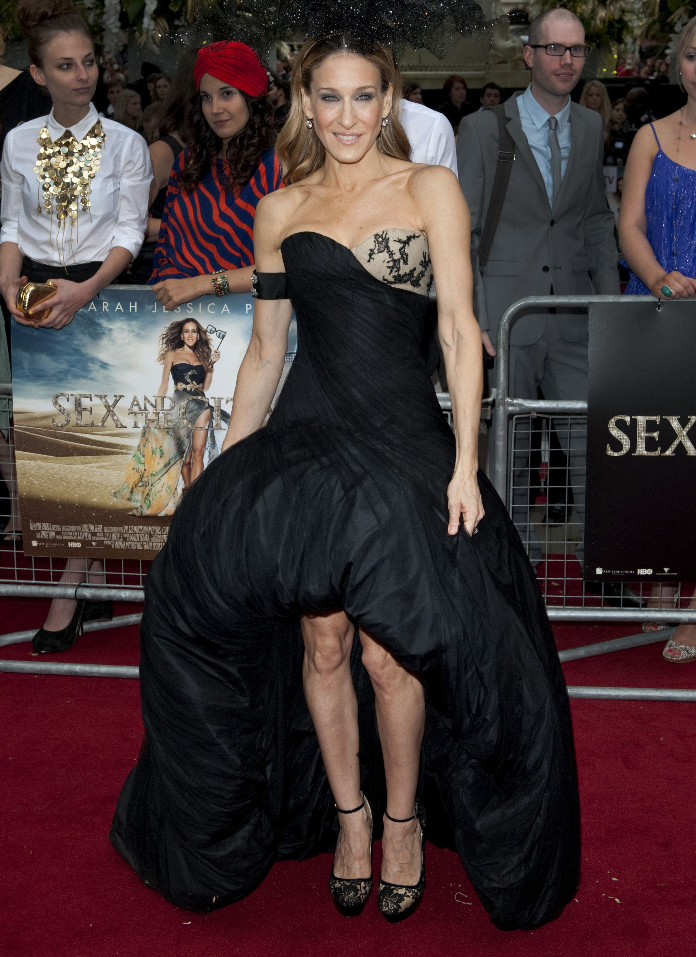 Village sex and the city premiere