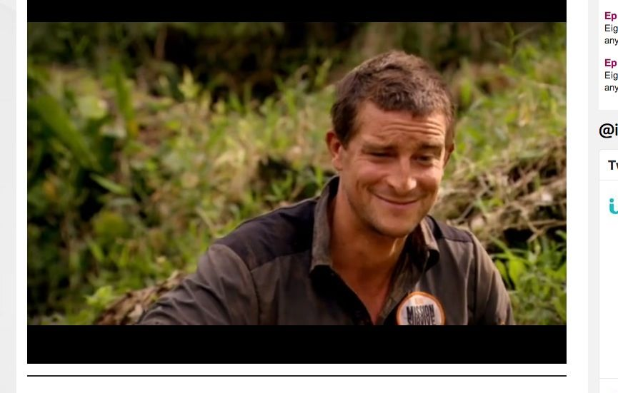 8 most repulsive Bear Grylls moments