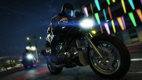 GTA 5 working on graphical downgrade fix