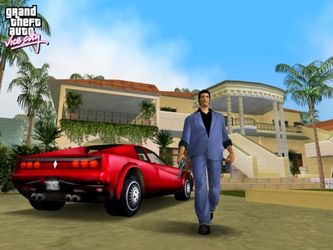 Take a tour of Vice City in new GTA 5 mod