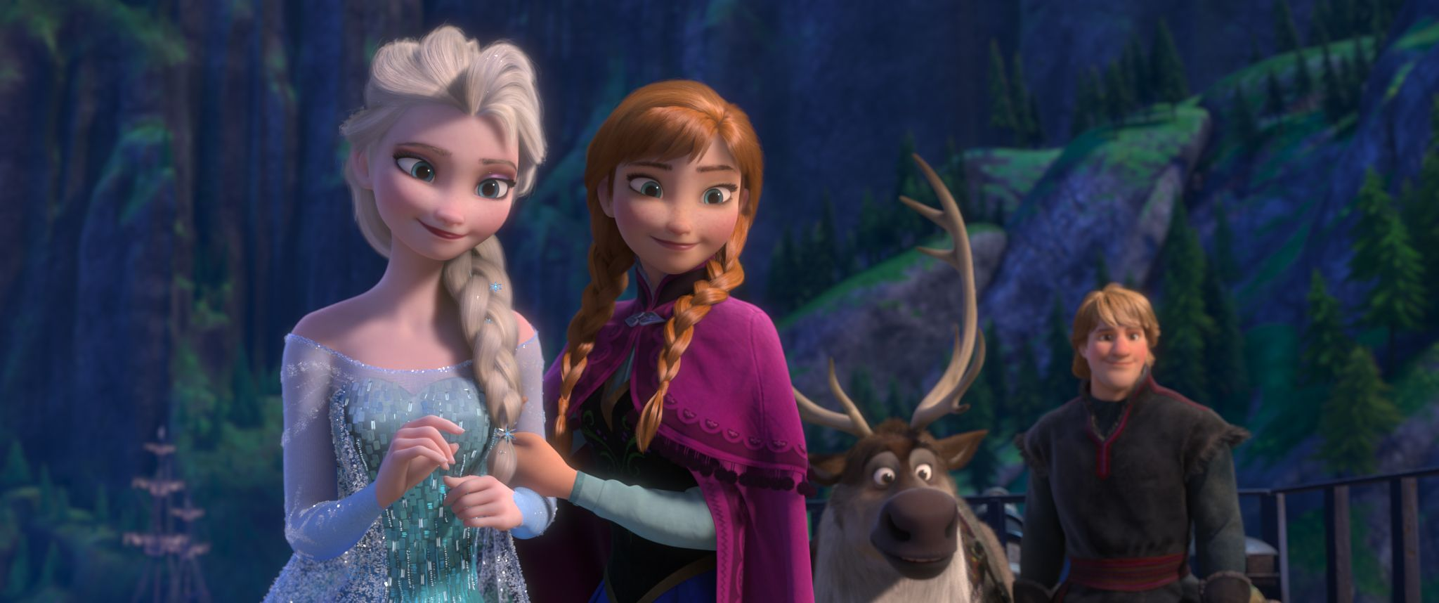 How the Frozen 2 trailer hints at a long-awaited LGBTQ+ breakthrough