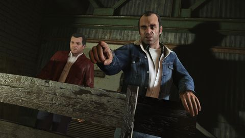 Rockstar Editor is coming to GTA 5 on Xbox One and PS4 with