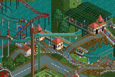 RollerCoaster Tycoon turns 16 years old