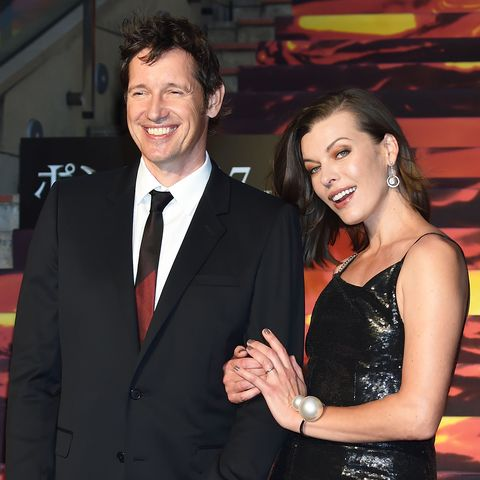 Resident Evil's Milla Jovovich announces pregnancy following a miscarriage