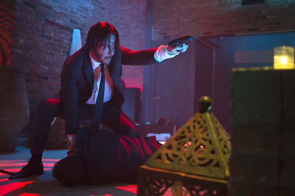 'John Wick' Originally Had Only Three Kills in the Whole Movie thumbnail