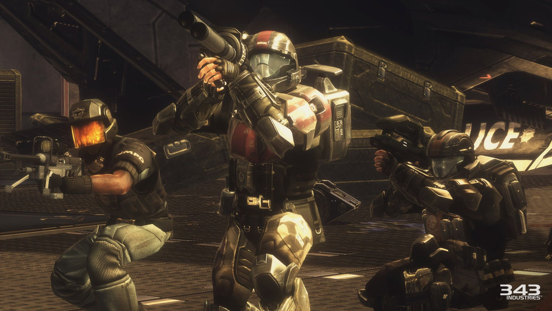 Halo 3 Odst Hits Halo Collection This Week