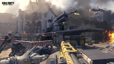 Black Ops 3 beta is free to O2 customers