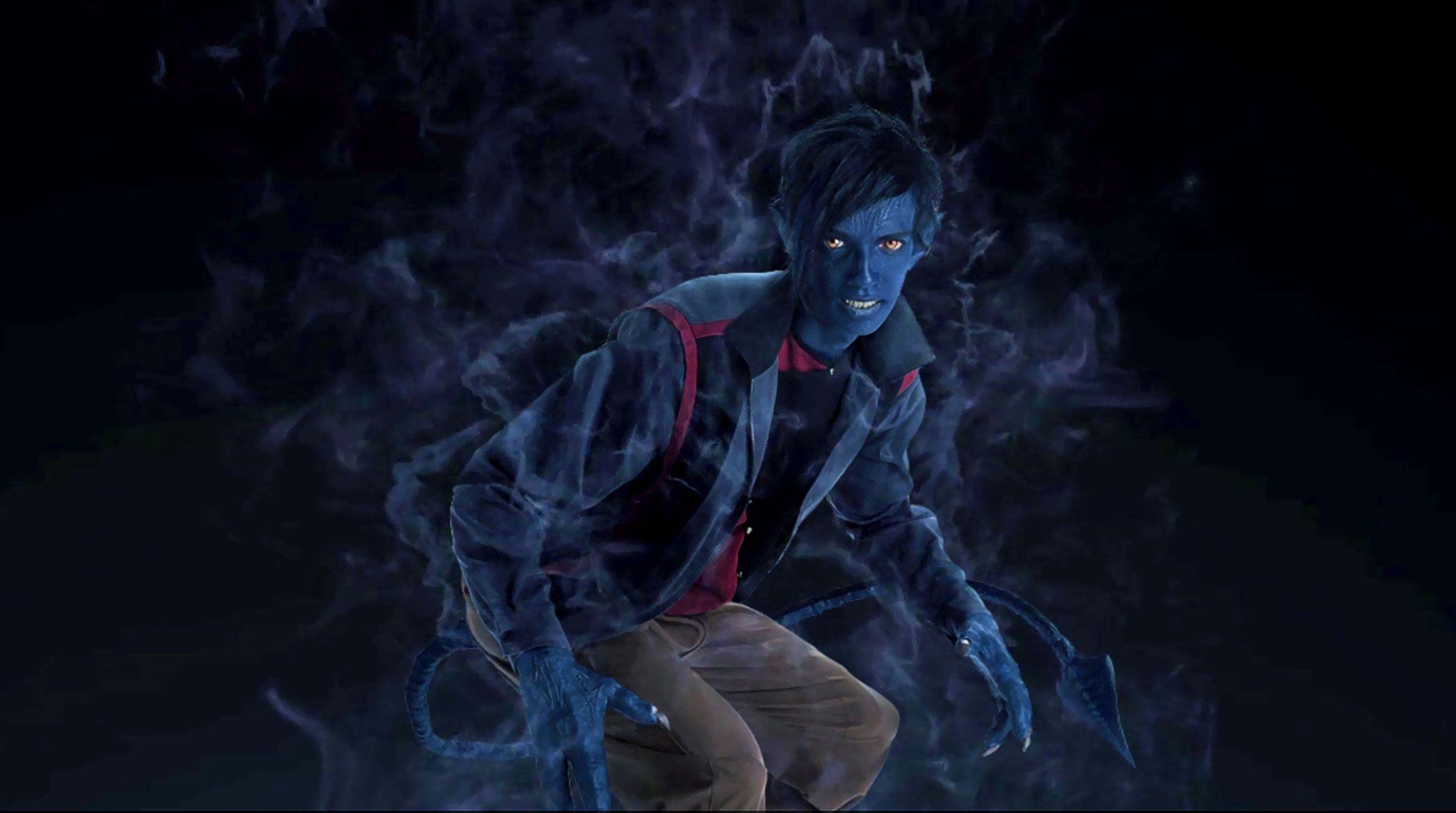 Resultado de imagem para x-men dark phoenix nightcrawler