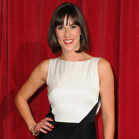 Emmerdale S Verity Rushworth Gives Birth To A Baby Boy