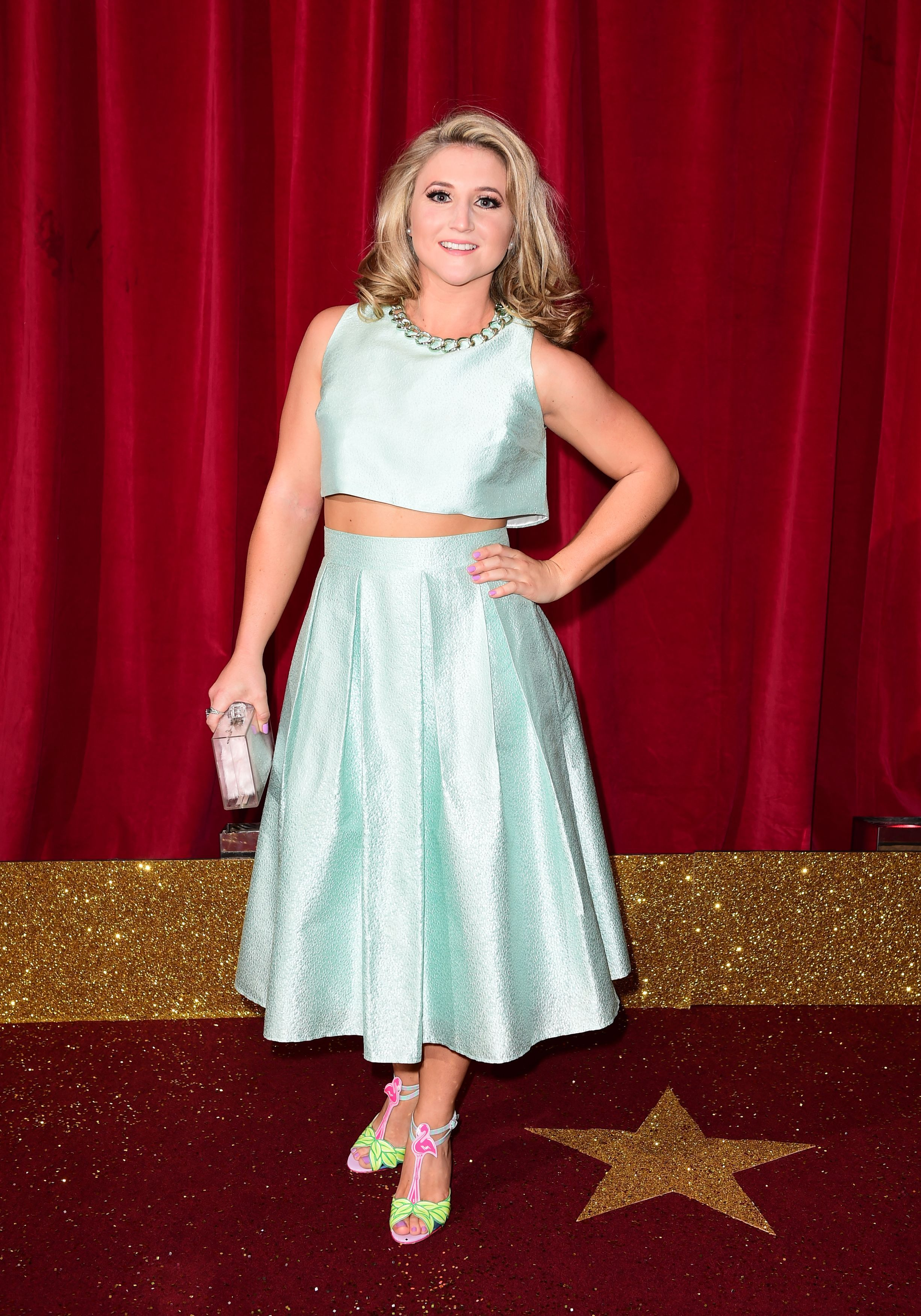 Former Hollyoaks star Jazmine Franks shows off new look as she prepares to launch next project