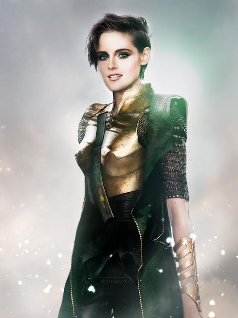 JLaw as Thor? Avengers get gender-swapped